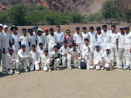 Sports Classes in Heritage Global School