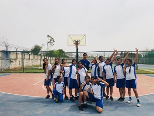 International school on Sohna Road Faridabad